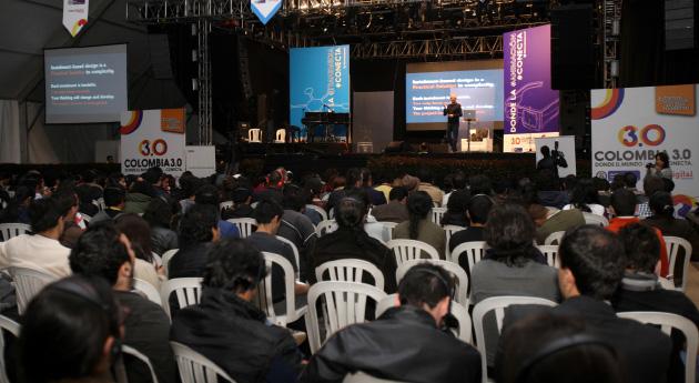 Colombia se conecta con las narrativas transmedia