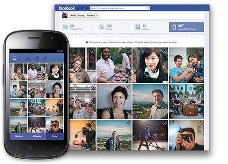Facebook prueba inclusión de videos de reproducción automática